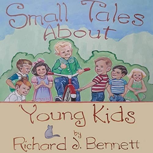 Small Tales About Young Kids audiobook cover art