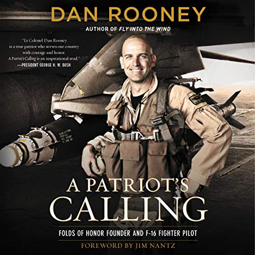 A Patriot's Calling Audiobook By Lt. Colonel Dan Rooney cover art