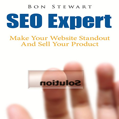 SEO Expert audiobook cover art