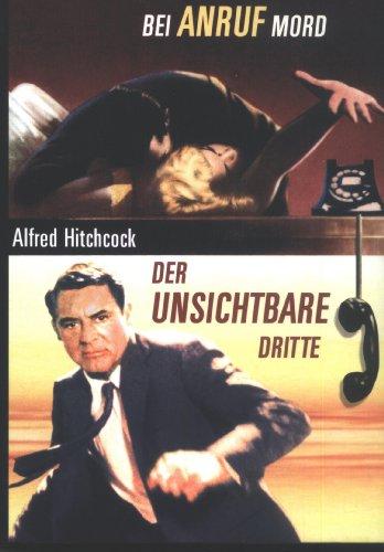 Alfred Hitchock Box - Bei Anruf Mord / Der unsichtbare Dritte