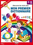 Dorling Kindersley - Mon 1er dictionnaire -