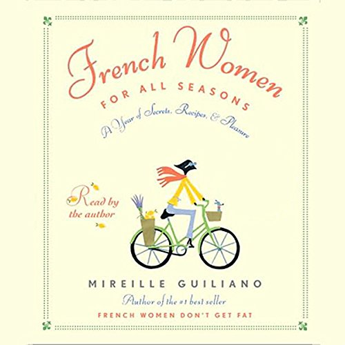 French Women for All Seasons audiobook cover art