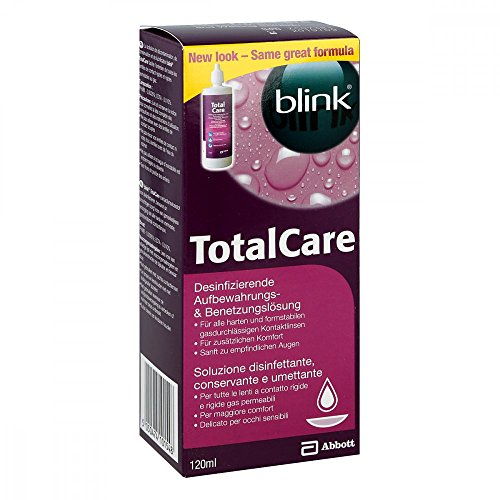 Blink Totalcare-Lösung - 120 ml