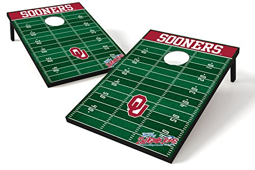 Wild Sports NCAA College Oklahoma Sooners Tailgate Toss Game