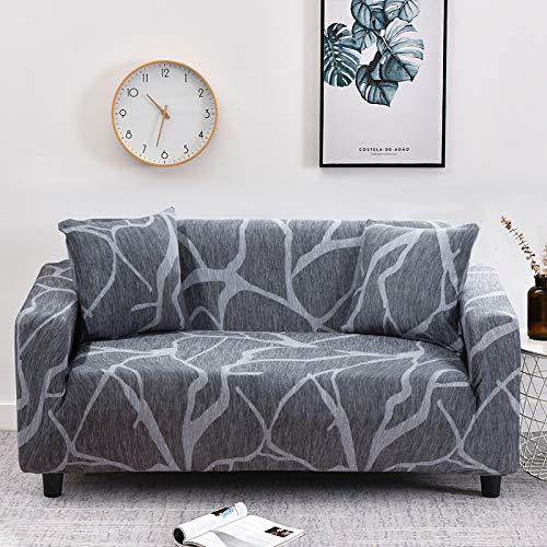 WXQY Funda de sofá Flexible Sala de Estar Funda de sofá Todo Incluido sofá de Esquina Inferior Chaise Longue Funda de sofá antiincrustante A1 1 plazas