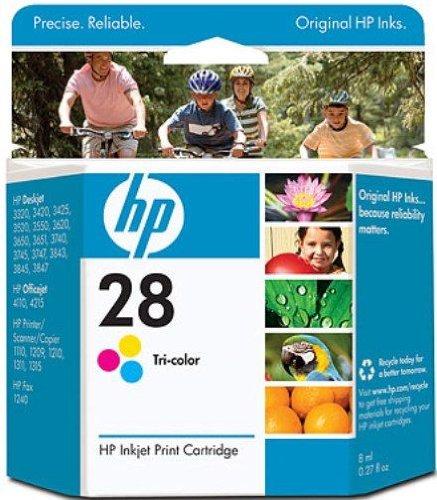 Original HP C8728AE / Nr 28 Tinte Color für HP DeskJet 3845
