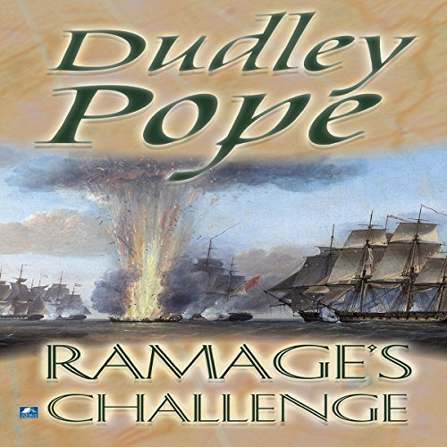 Ramage's Challenge audiobook cover art