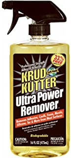 Rust-Oleum Krud Kutter 302815 Ultra Power Specialty Adhesive Remover, 16 oz,