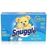 Snuggle Fabric Softener Dryer Sheets