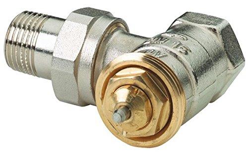 Oventrop Heizkörper-Ventil Thermostatventil Eckform 1/2 Zoll