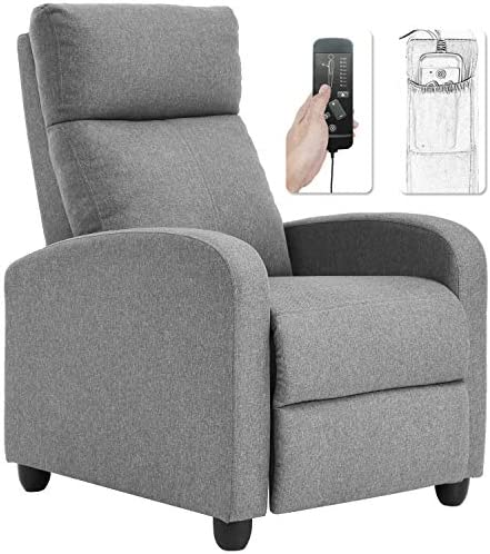 Top 10 Best Fabric Recliners of The Year 2020, Buyer Guide With Detailed Features
