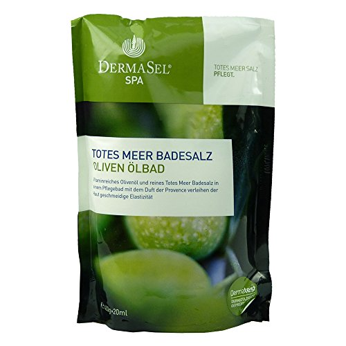 DermaSel Totes Meer Salz Olive, 1 P