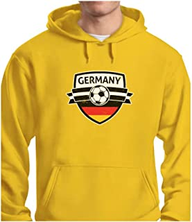 Tstars - Germany Soccer Team Deutschland Fans Hoodie