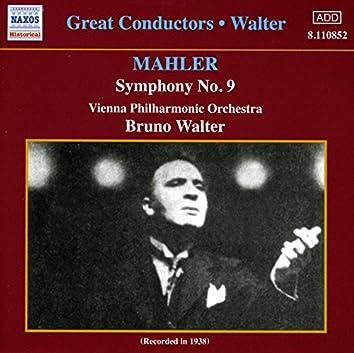 Mahler: Symphony No. 9 (Walter) (1938)