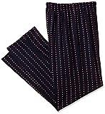 Easybuy Womens Night Knit Printed Pyjama (SS20GF85LW_Blue_XL)
