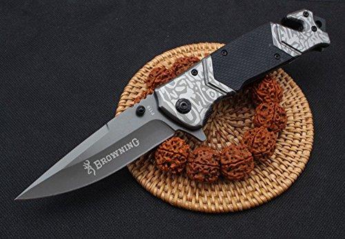 FARDEER Knife F119 Hochwertiges 440c Klappmesser im Freien