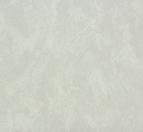 Vliestapete OK 6 AS Creation 1909-49 190949 Putz-Optik hellblau blaugrau