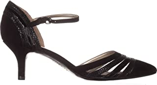 [Anne Klein] Womens fayme Closed Toe Ankle Strap Classic Pumps [並行輸入品]