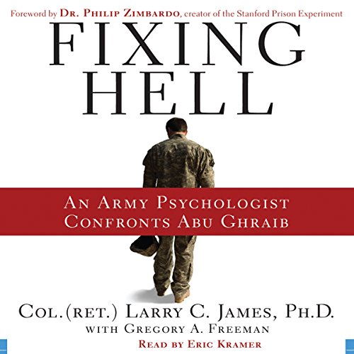 Fixing Hell audiobook cover art