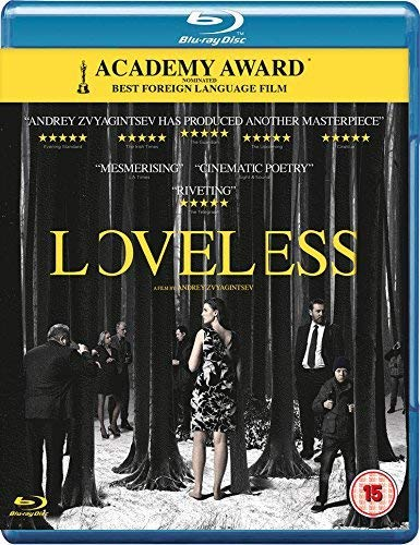 Loveless [Blu-ray] [Reino Unido]