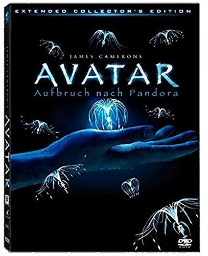 Avatar – Aufbruch nach Pandora (Extended Collector's Edition, Lenticular Cover) [3 DVDs]