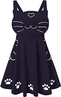 lolita cat dress