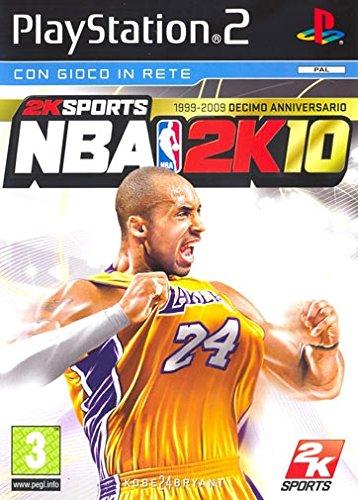 2K NBA 10, PS2, ITA
