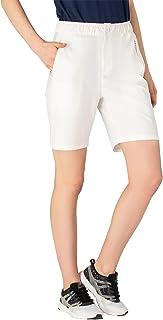 Gopune Women Lightweight Hiking Shorts Quick Dry Running Golf Shorts UPF 50+ Zipper Pockets