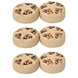 <span class='highlight'>AB</span> <span class='highlight'>Tools</span> <span class='highlight'>Rosewood</span> Small Animals Tasty Christmas Treat 'n' Gnaw Mince Pies 6pc