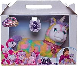 EXCLUSIVE Toys R Us UNICORN Surprise Stuffed Figure - Skyla