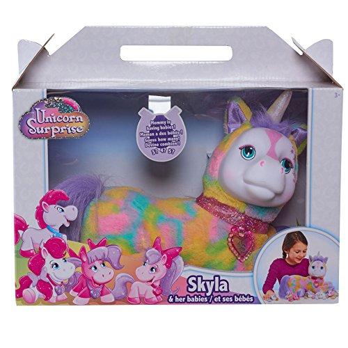 Just Play Exclusive Toys R Us Unicorn Surprise Stuffed Figure - Skyla