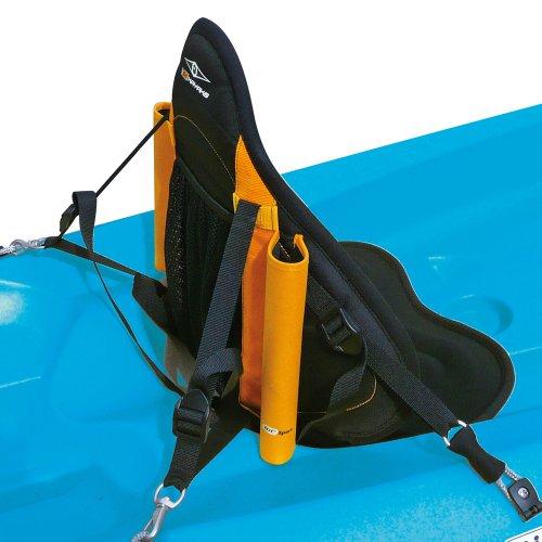 BIC Sport - Piece for Kayaks and canoes, Color Black / Orange, Size UK: 220cm