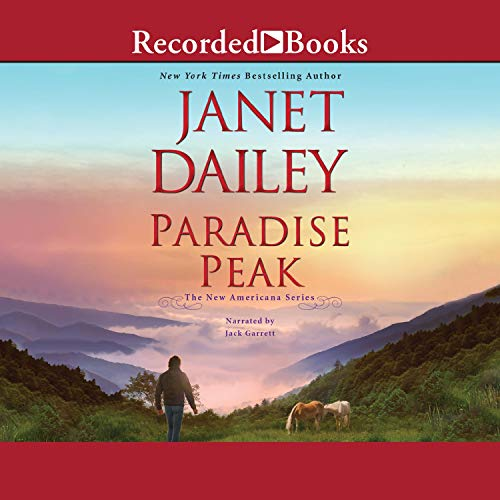 Paradise Peak Audiobook By Janet Dailey cover art