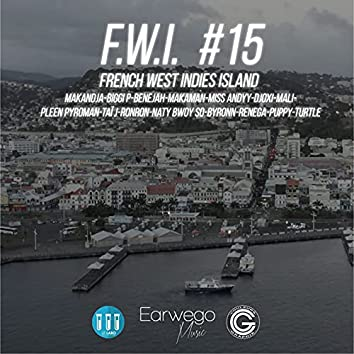 French West Indies Island #15