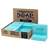 Greenman Soap Seife Rein, Natürlich Und Aromatisch 100g (Morning Fresh)