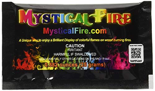 Mystical Fire Lagerfeuer Kamin Colorant Pakete (10Stück) von Mystical