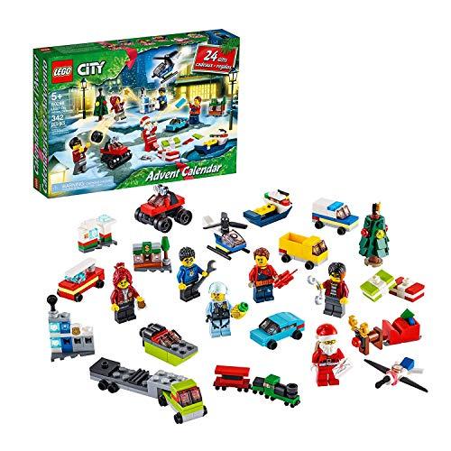 Lego City 60268 - Calendario dell'Avvento Nuovo 2020 (342 pezzi)