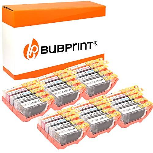 Bubprint Kompatibel Druckerpatronen als Ersatz für Canon PGI-525 CLI-526 für IP4850 IP4950 IX6550 MG5150 MG5250 MG5300 MG5350 MG6150 MG6250 MG8150 MG8250 MX715 MX885 MX895 Multipack 30er-Pack