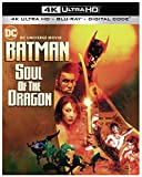 Batman: Soul of the Dragon [USA] [Blu-ray]