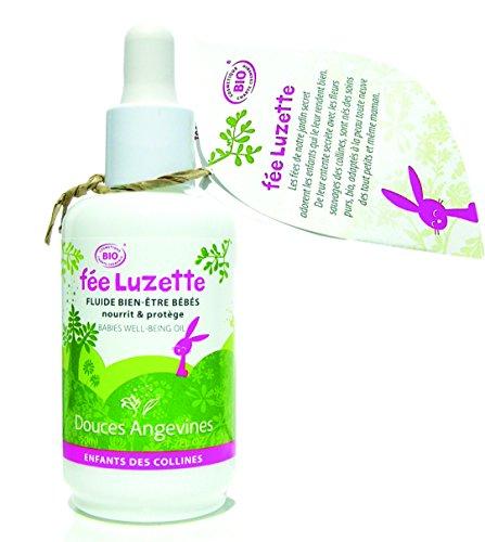 Fée Luzette - huile de massage bien-être bébés - 50 ml