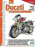 Ducati Monster mit 4 Ventilen, Desmo, Wasserkühlung, Einspritzung: S4 (2001-2002) S4 R (2003-2008) S4 RS (2006-2008)