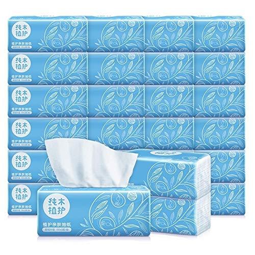 Hout pompen papier 27 pack 100 pompen hele doos van huishoudelijke toilet servet papier draagbare papieren handdoek