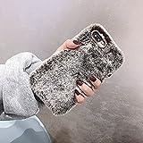 LIUYAWEI Coque de téléphone Pendentif Amour de Luxe pour iPhone 12 Pro Max 11 X XS XR 8 7 6 6S...
