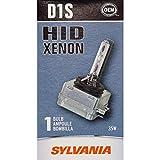 SYLVANIA - D1S Basic HID (High Intensity Discharge) Headlight Bulb - High Performance Brig...