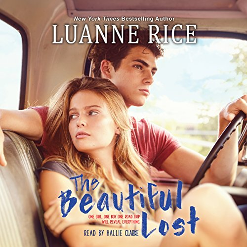 The Beautiful Lost audiobook cover art