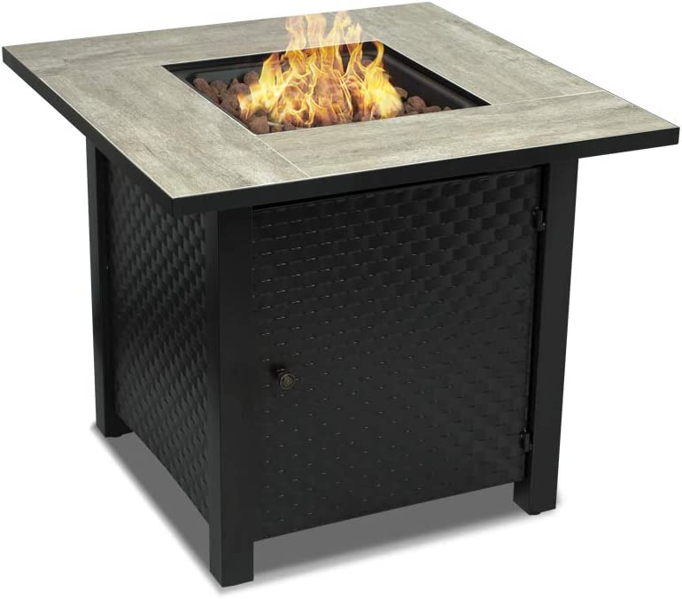 gift 30 Inch Propane Fire Pit Cer Ranking TOP5 Camplux Gas Table Square