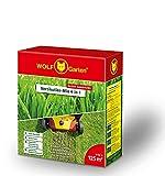 WOLF-Garten - Nachsaat und Düngung Vertikutier-Mix 4-in-1, rot