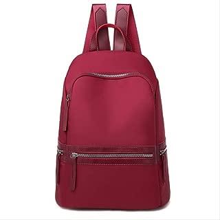 Peninsula Iron Box Backpack Women Oxford Backpack Anti-Theft Travel Bag Fashion Bag Large-Capacity Female Backpack Schoolbags Black Fashion