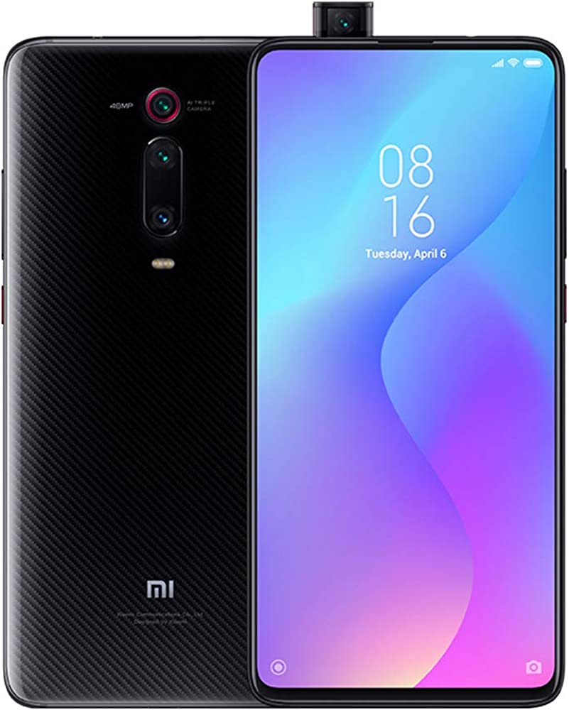 Xiaomi mi 9t smartphone 6 + 128 go Écran amoled full-screen 6,39