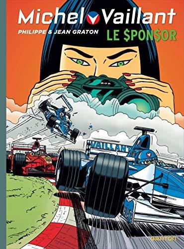 Michel Vaillant - tome 62 - Michel Vaillant (rééd. Dupuis) - 62 Sponsor (Le)